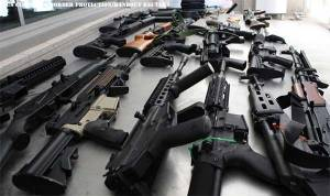 Fast & Furious Weapons : Guns seized in 2011 trafficked from Texas to Mexico. Read more: http://www.ammoland.com/2016/06/doj-documents-reveal-fast-furious-weapons-linked-to-69-killings/#ixzz4AUzaVST4  Under Creative Commons License: Attribution  Follow us: @Ammoland on Twitter | Ammoland on Facebook